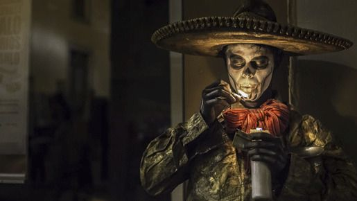 Дни мертвых, Мексика