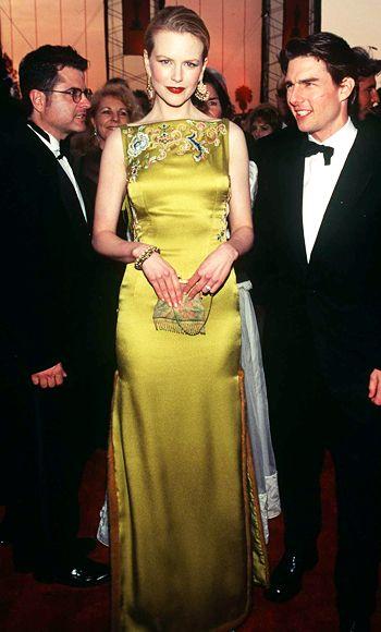 Николь Кидман, платье