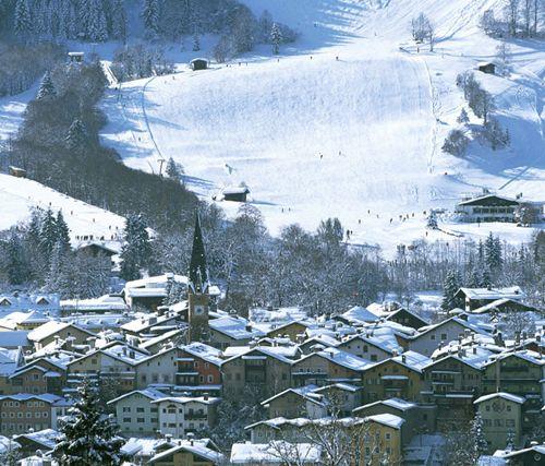 Китсбухель, Австрия