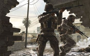 Call of Duty 4 (Xbox 360, PS3)