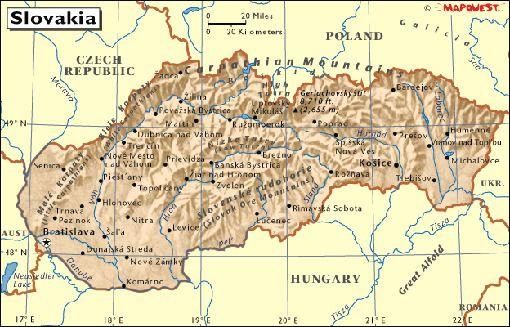 Словакия и безработица