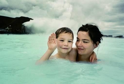 Исландия дети Бьйорк