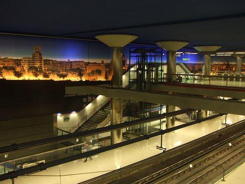 Мадридське метро