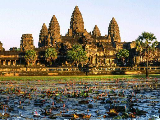 Ангкор-Ват, Сием-Рип, Камбоджа