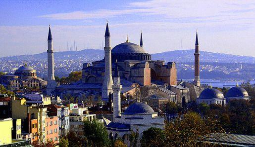Дешевый туризм Турция