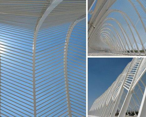 Будівля для Олімпійських Ігор в Афінах