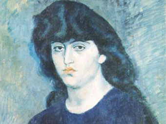 «Портрет Сюзанни Блох» Пікассо