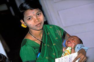 Ранняя беременность и рождаемость