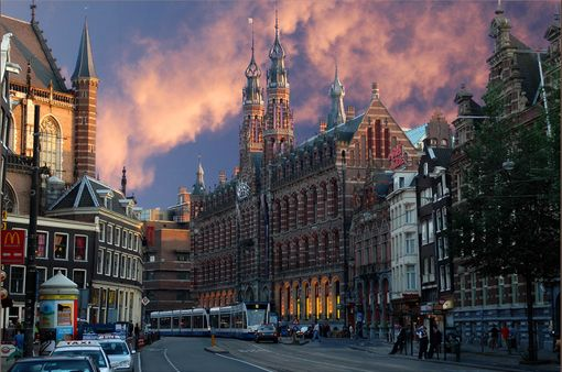 Амстердам вело
