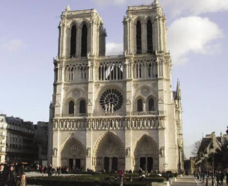 Собор Нотр Дам, Париж