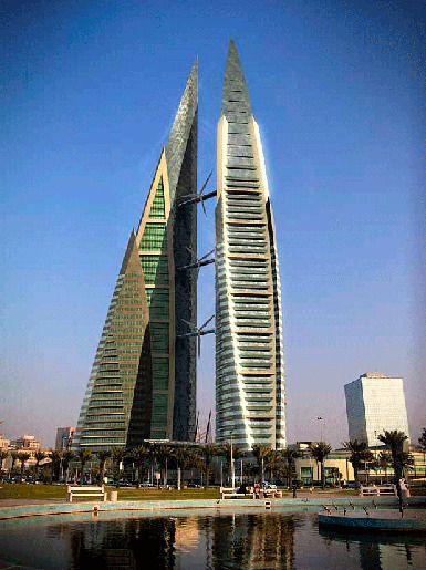 Всемирный торговый центр в Бахрейне, Манама