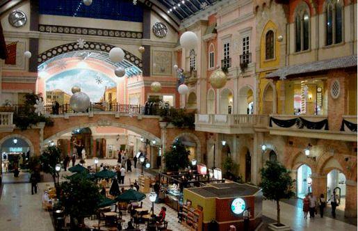 Финансовый центр, Дубай