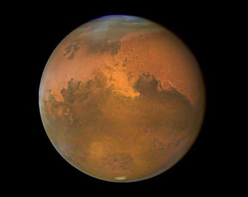 Загадки Марса