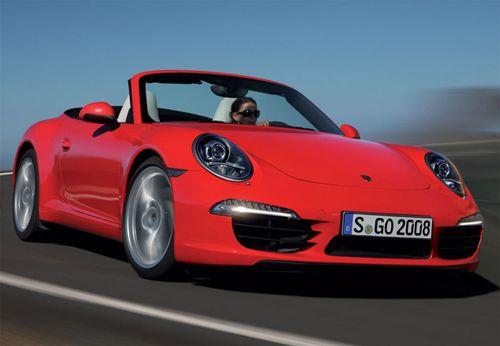 Porsche 911 Carrera и Carrera S
