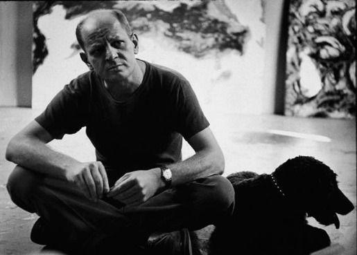 3. Джексон Поллок и его собаки