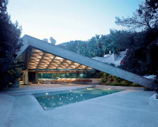 Sheats House, Лос-Анджелес,