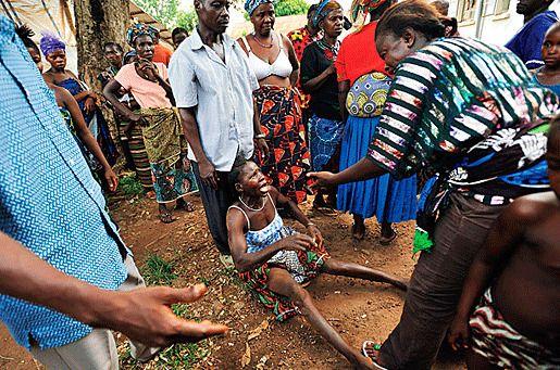 Сьерра-Леоне проблемы в здравоохранении