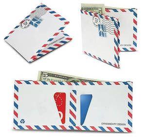 Кошелек-конверт