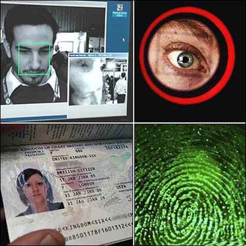 Биометрические электронные паспорта