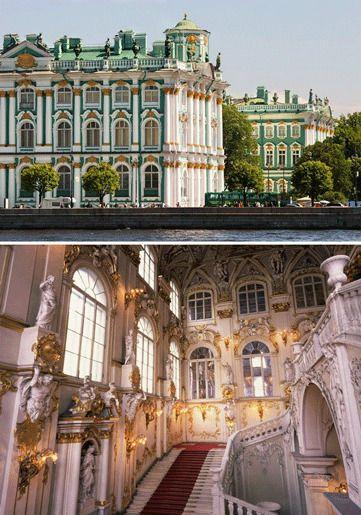 Государственный Эрмитаж, Санкт-Петербург, Россия