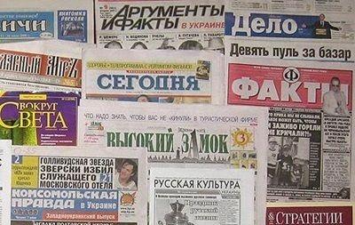 Газетные предпочтения людей с высшим и средним образованием часто похожи