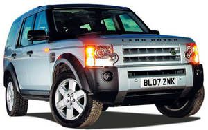 Land Rover Discovery (New)