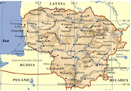 Безработица в Литве