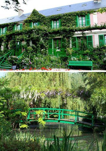 Дом-музей и сад Клода Моне