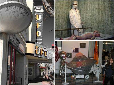 Міжнародний музей і дослідницький центр НЛО