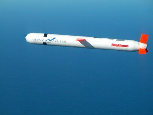 Raytheon ракета