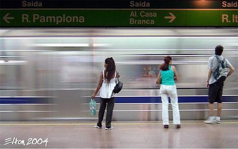 Санпаульське метро