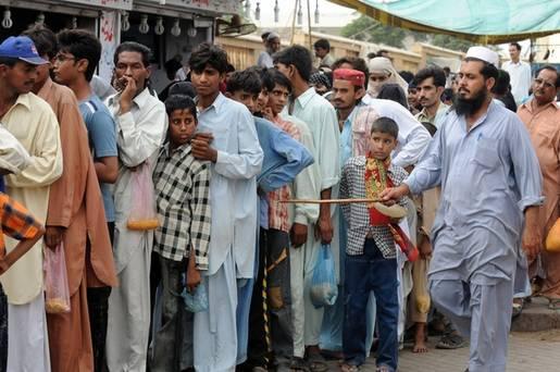 Инфляция Пакистан