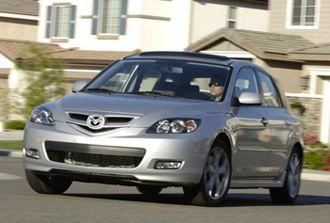 Найбільш надійне авто 2008 року Mazda 3