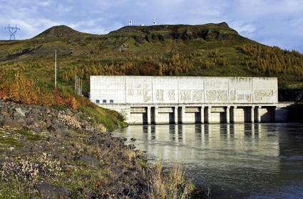 Burfell Hydroelectric Power Station
