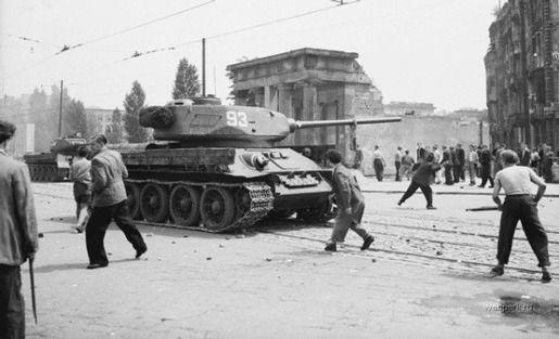 Восстание 1953 года в Восточной Германии