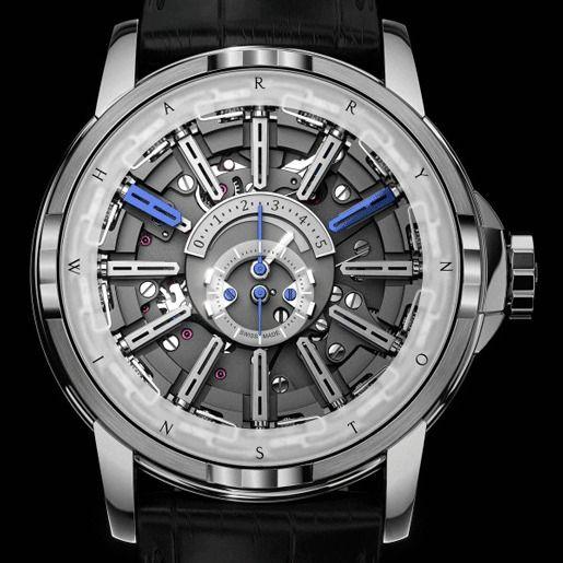 Часы - Harry Winston Opus