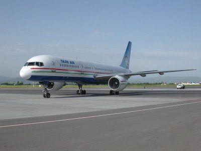 Авиалинии Таджикистана