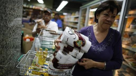 Инфляция Венесуэла