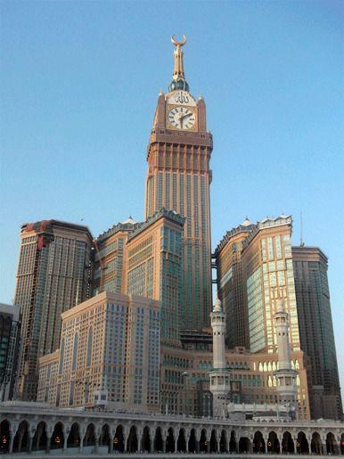 «Abraj Al-Bait Towers» в Мекке