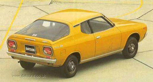Datsun F10 1974