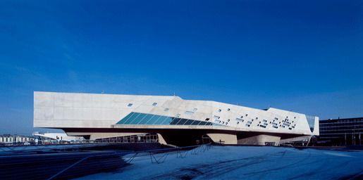 Научный центр Фаэно (Phaeno Science Center)