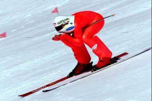 Швидкісний спуск на лижах