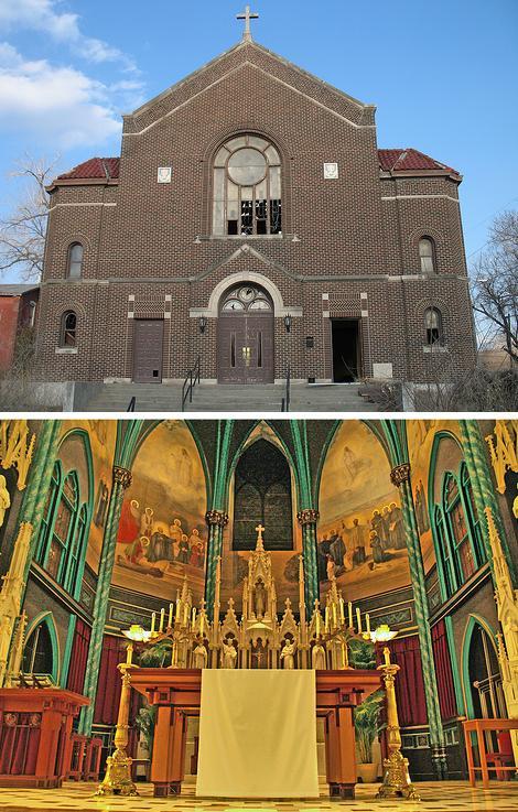 Церковь Святого Фрациска Серафима