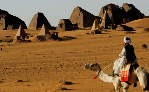 Судан, Вади Халфа