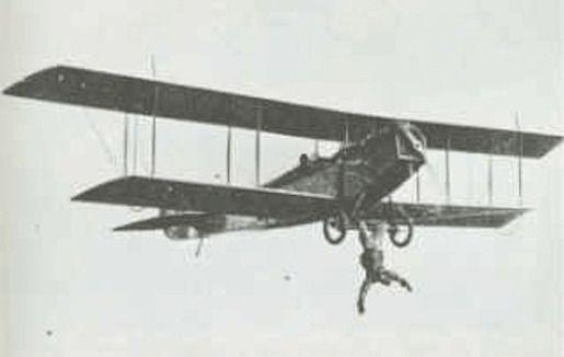 Ормер Локлир крыло самолета