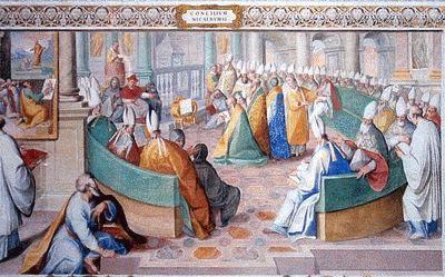 Костянтин Великий і Нікейський собор