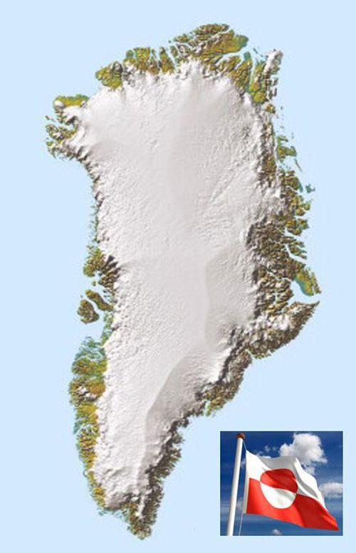 Гренландия (Greenland)