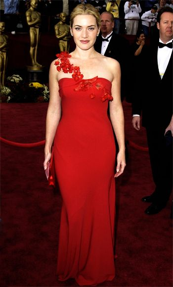 Кейт Уинслетт, платье