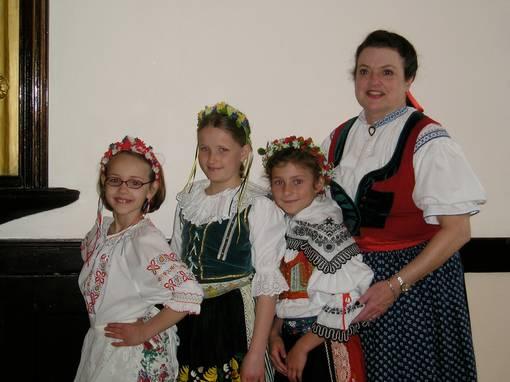 Чехия дети