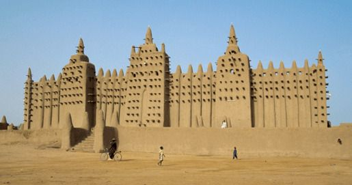 Великая мечеть, Дженне